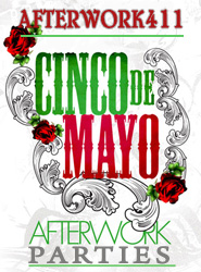 Cinco De Mayo NYC Events After Work Banner